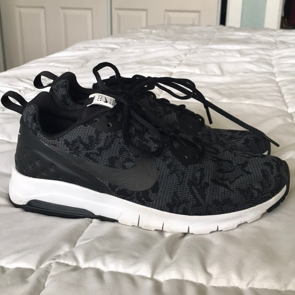 Nike Shoes   Nike Air Black Floral